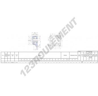 FNL-515-A-1215-K-H215-SKF