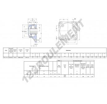 FNL-515-A-22215-K-H315-SKF