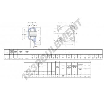 FNL-515-A-C-2215-K-H315-E-SKF