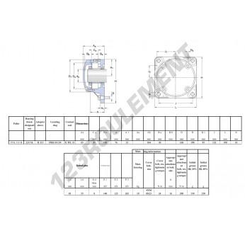 FNL-515-B-2215-K-H315-SKF