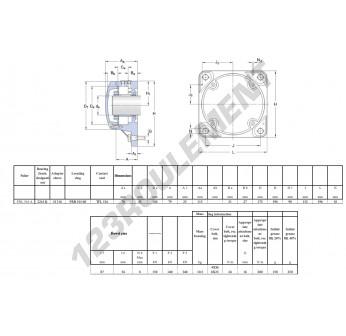 FNL-516-A-2216-K-H316-SKF