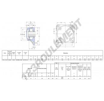 FNL-516-B-1216-K-H216-SKF