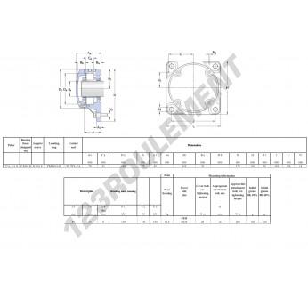 FNL-516-B-C-2216-K-H316-E-SKF