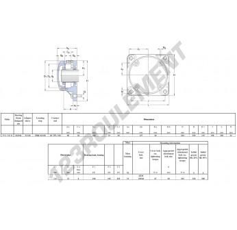 FNL-520-B-2220-K-H320-SKF