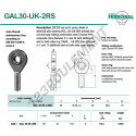 GAL30-UK-2RS-DURBAL