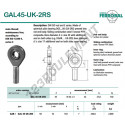 DGAL45-UK-2RS-DURBAL
