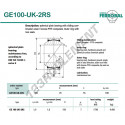 GE100-UK-2RS-DURBAL