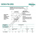 DGE90-FW-2RS-DURBAL