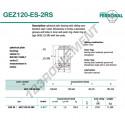 DGEZ120-ES-2RS-DURBAL
