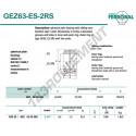 GEZ63-ES-2RS-DURBAL