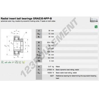 GRAE35-NPP-B-INA - 35x72x39 mm