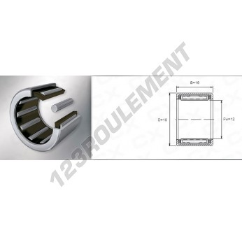 FC12 - 12x18x16 mm