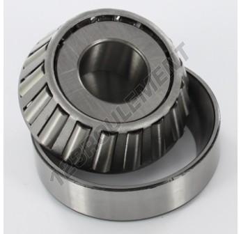 HM88630-HM88610-TIMKEN - 25.4x72.23x25.4 mm