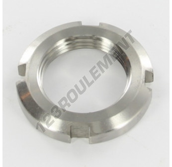 KM5-INOX - 25x38x7 mm