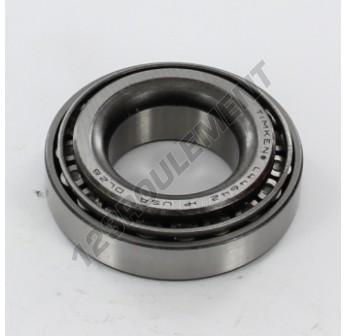 L44642-L44610-TIMKEN - 25.4x50.29x14.22 mm