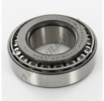 M802048-M802011-TIMKEN - 41.28x82.55x26.54 mm