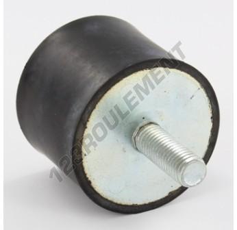 MF5040-10 - M10x50x40 mm