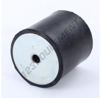 MF6060-10 - M10x60x60 mm