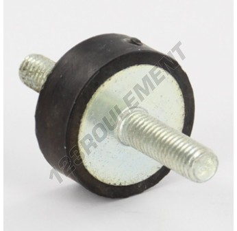 MM2510-6 - M6x25x10 mm