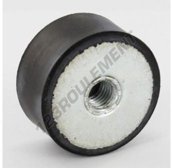 PF4020-10 - M10x40x20 mm