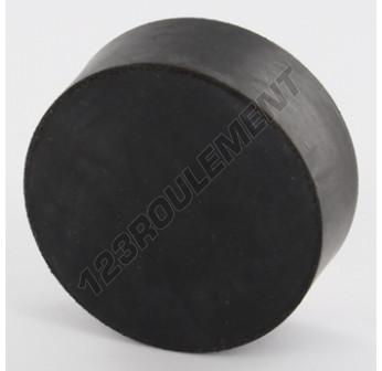 PF5020-10 - M10x50x20 mm