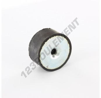 PF5025-10 - M10x50x25 mm