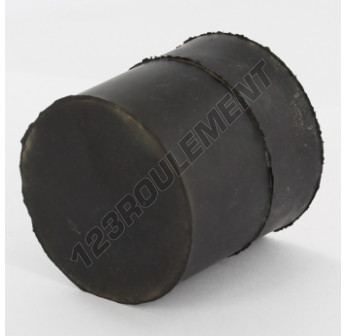 PF5050-10 - M10x50x50 mm