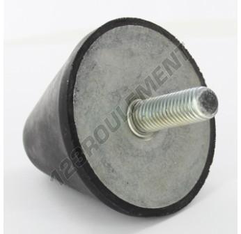 PMP7060-12 - M12x70x60 mm
