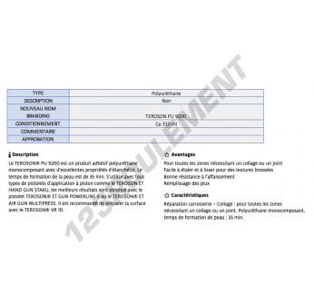 PU-9200-310ML-TEROSON