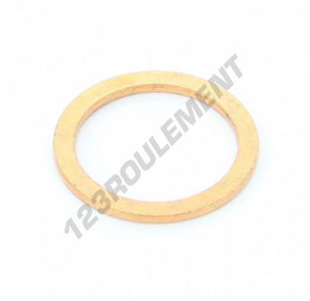 RDL-20X26X1.50-CU - 20x26x1.5 mm