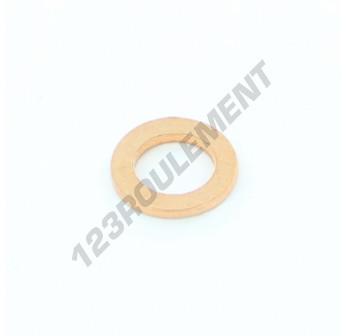 RDL-6.20X10X1-CU - 6.2x10x1 mm