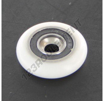 S605-2RS-3.8-RW1 - 3.8x19.15x5 mm