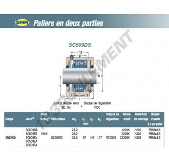 SC509DS-SNR