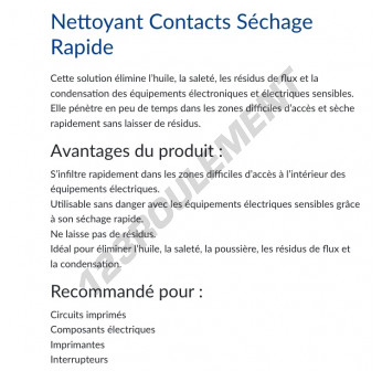 SPECIALIST-NETTOYANT-CONTACTS-SYSTEME-PRO-AEROSOL400ML-WD40