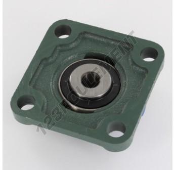 UCF201 - 12 mm