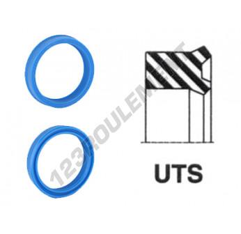 UTS-20X30X10-PU94 - 20x30x10 mm